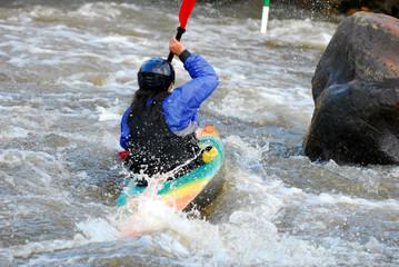 Sport en rivière