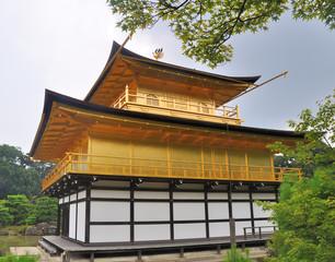 kinkakuji, japon