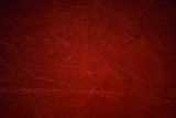 Red imitation leather background texture poster