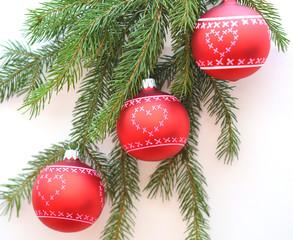 Weihnachten, Herzen