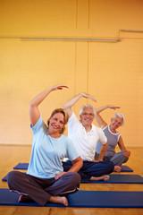 Rückenübungen im Fitnesscenter