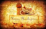 Fototapety Thanksgiving holiday background