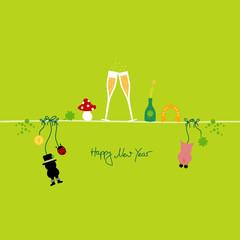 Champagne & Symbols