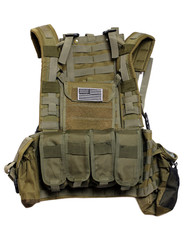 US tactical vest.