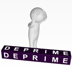Cubes - 191 - DEPRIME