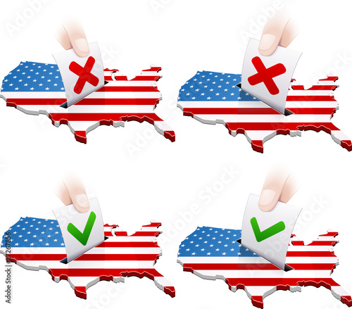 U.S. referendum : Yes or No