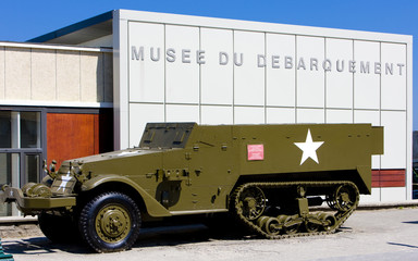 Day D Museum, Arromanches, Normandy, France