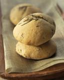 Fototapety Petits pains ronds au romarin