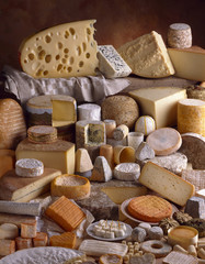 Composition de fromages