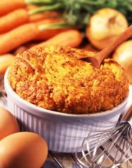 Soufflé de carottes