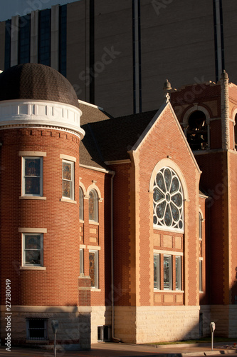 First United Methodist Church, Oklahoma city