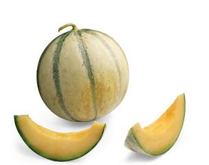 Melon détourable