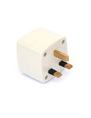 Power adapter plug