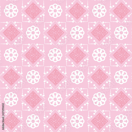 cute background pink and white