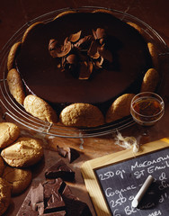 Saint-Emilion chocolate cake