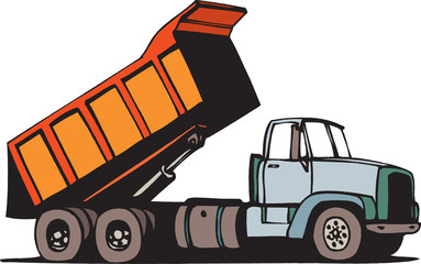 Construction Truck 02