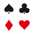 Carte as poker - card play game