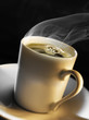 Cup of expresso coffee