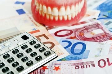 Dental insurance - concept