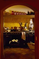 provençal-style  kitchen