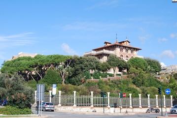 Genova, Corso Italia
