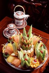 Chinese exotic fruit