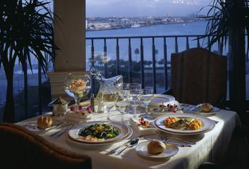 Dinner in Florida