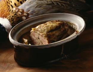 Pheasant paté