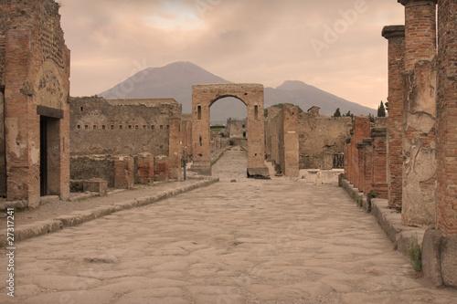 Il Vesuvio e le rovine di Pompei - 27317241
