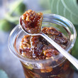 Walnut and fig jam