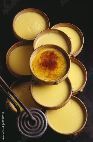 Catalane dessert cream