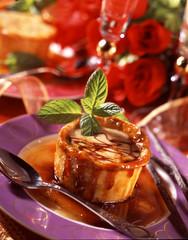 Puits d'amour dessert
