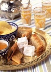 Oriental pastries