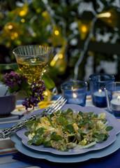 Seafish salad
