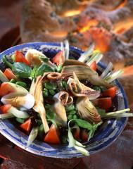 Mixed salad à la niçoise
