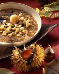 Chestnut Crème brulée