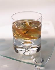 Fecam d'or alcoholic cocktail