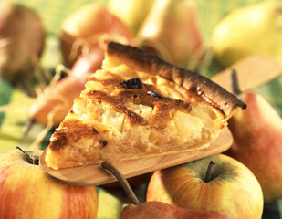 Gibaldipontine apple tart