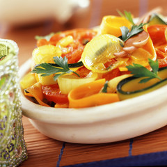 vegetable tajine with tumeric