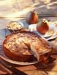 Amendine pear cake