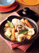 Two meat pot-au-feu