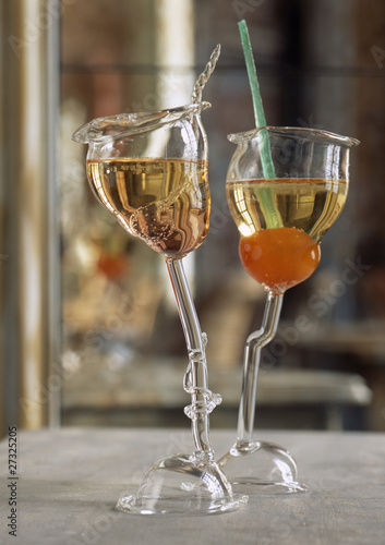 Wine cocktails