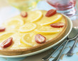 Lemon tart