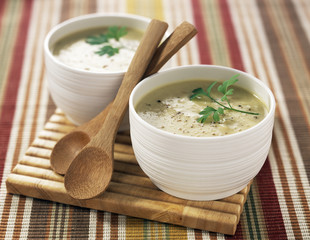 Cream of cauliflower