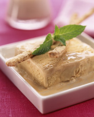 Turron ice cream