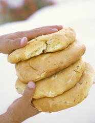 Tunisian bread