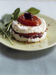Goat's cheese Pressé with tomatoes