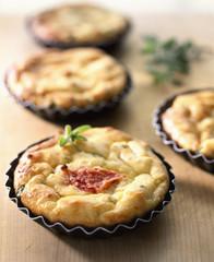 Onion tartlets