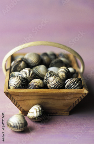 basket of cockles