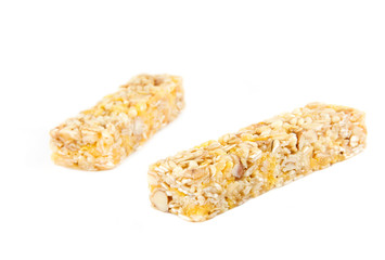 Muesli snack sticks